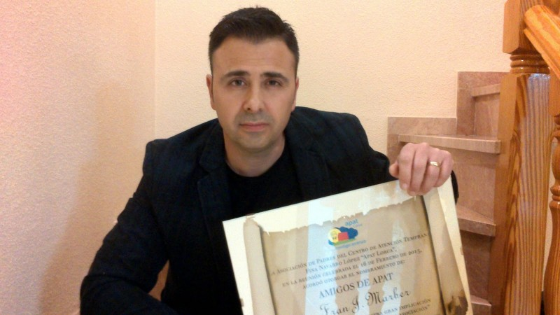 Diploma Honorífico de Atención Temprana