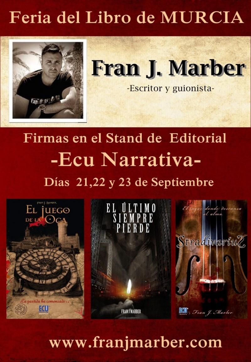 Feria del Libro de Murcia