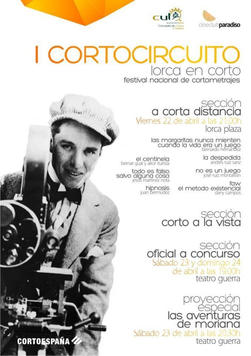 Festival de cortometrajes CORTOCIRCUITO