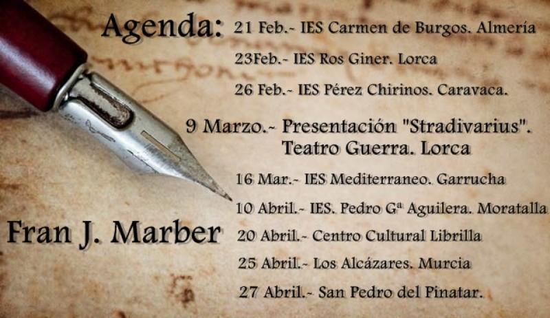 Agenda de Primavera de Fran J. Marber