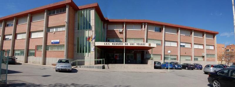 Visita a los alumnos del IES Marqués de los Vélez