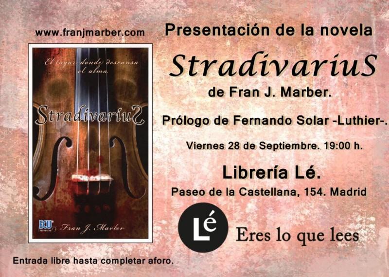 Firmas en librería Lé. Madrid
