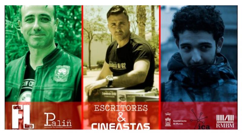 Guionistas en la Filmoteca Regional de Murcia