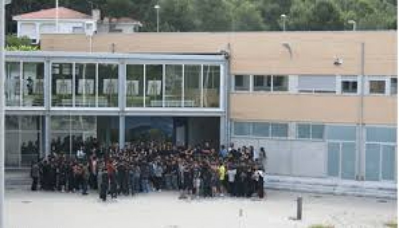Visita al IES. Biar, de Alicante.