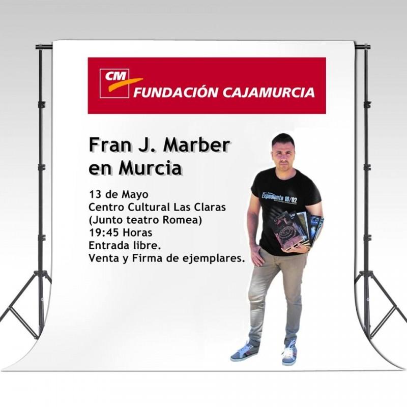 Fran J. Marber en Murcia