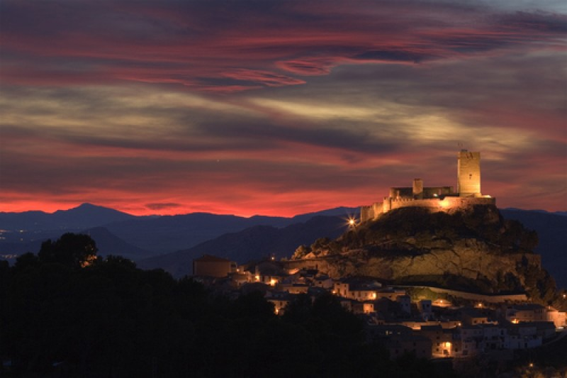 Visita al IES Biar, en Alicante.