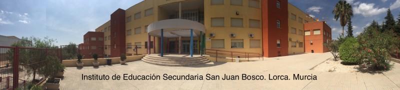 Conferencia en IES San Juan Bosco