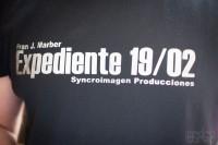 Expediente 19/02, dirigida por Bernardo Hernández y guión de Fran J. Marber.